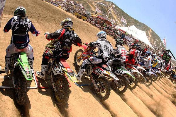 Motocross France Competition Aout 2011