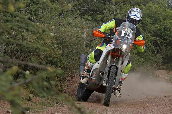 Dakar 2015 - étape 12 - 1ère victoire de Toby Price