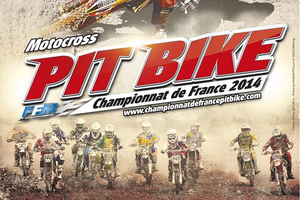 La saison 2014 de Pit Bike redémarre à Saint Mamet, le 25 mai