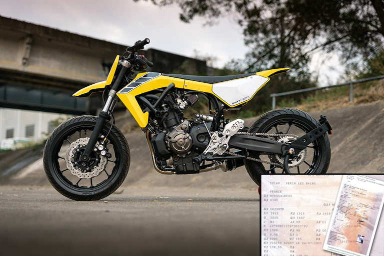 Quelles sont les démarches pour vendre une moto ?
