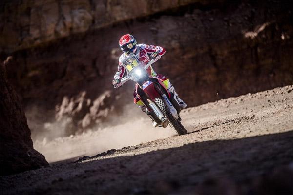 Dakar 2015 - étape 11 - Joan Barreda s'impose de nouveau