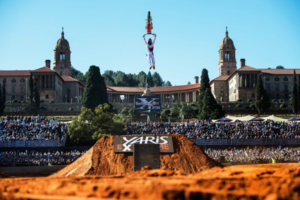 Josh Sheehan sacré champion des Red Bull X-Fighters 2014