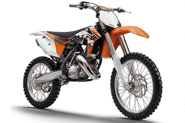 nouvelle ktm 125 sx mod le 2012 mx. Black Bedroom Furniture Sets. Home Design Ideas