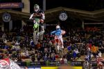 Le supercross ama d'Oakland, c'est ce week-end