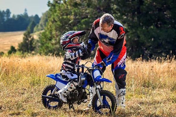 Comment choisir une moto pour enfant ?