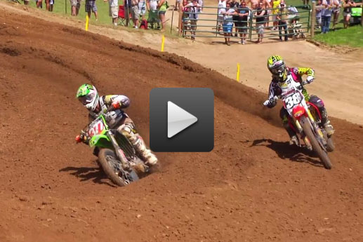 moto cross video