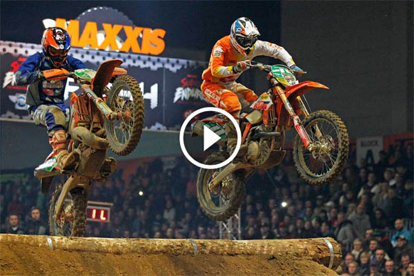Vidéo direct live du GP SuperEnduro France 2015