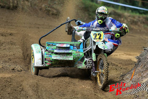 Side-car cross des nations 2014 - La France malchanceuse