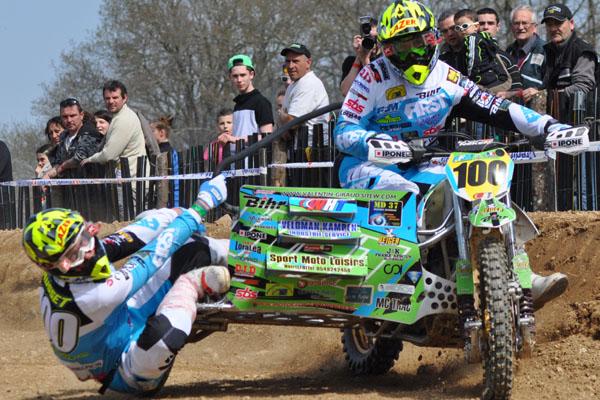 Championnat Du Monde De Side Car Cross