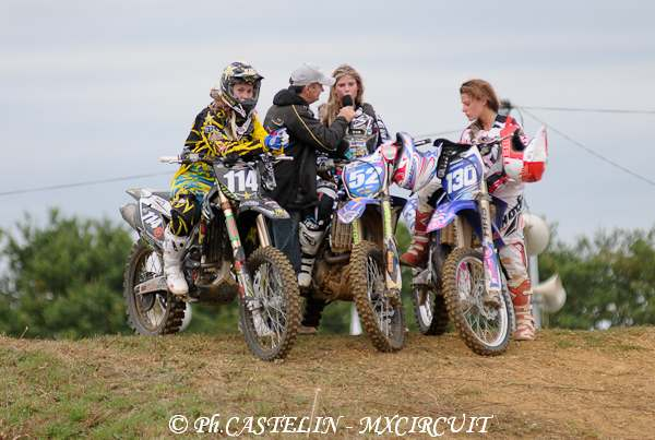 motocross feminin