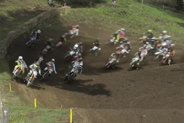 5�me �dition du 125 Dream Race � Washougal