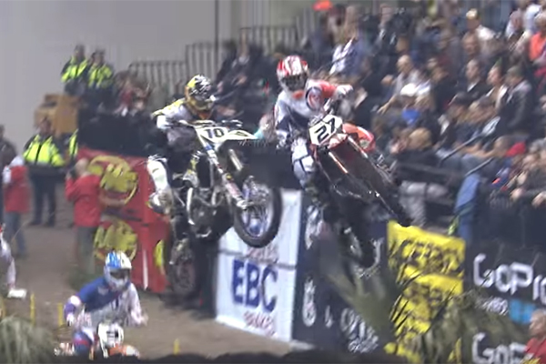 Best-Of Crash de l'EnduroCross AMA
