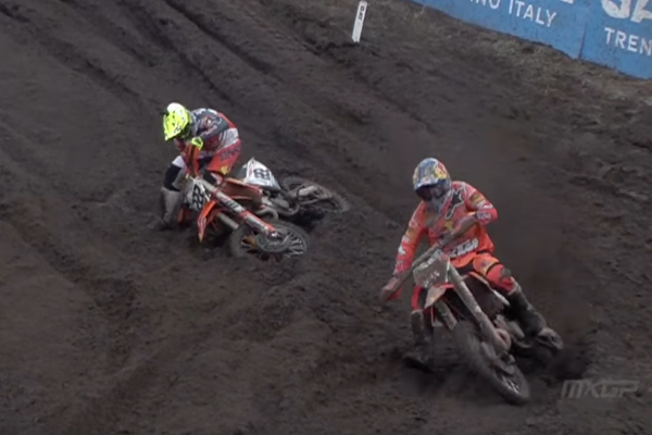MXGP Europe, mis sous pression par Herlings, Cairoli chute !