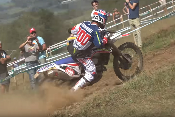 ISDE France, Le best-of de la 5ème journée