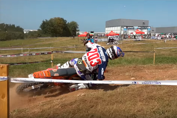 ISDE France, Le best-of de la 1ère journée