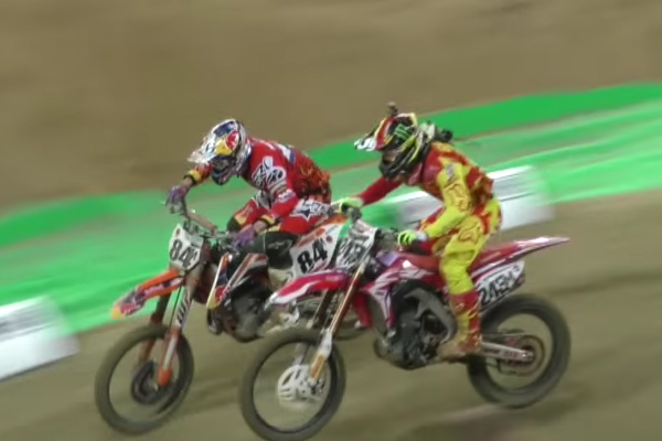 L'Ogre Jeffrey Herlings avale Musquin, Gajser et Dungey au SMX Riders'Cup