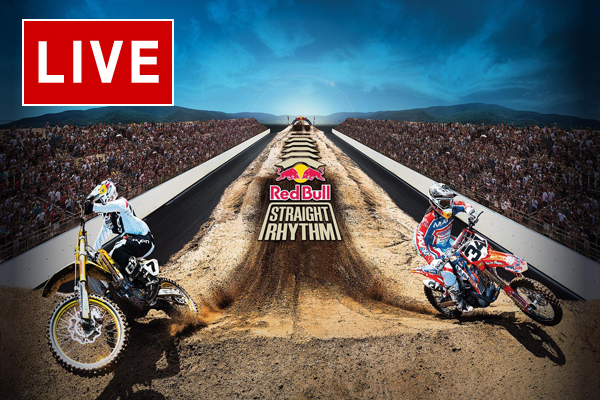 Direct LIVE HD du Red Bull Straight Rhythm 2017