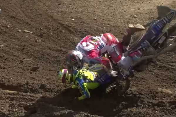 MX2, Benoit Paturel Vs Jeremy Seewer Vs Jorge Prado Garcia