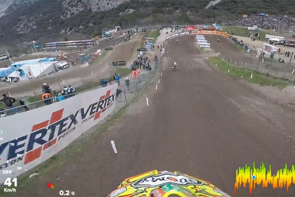 MXGP Trentino, découvrez le circuit de Pietramurata en caméra embarquée