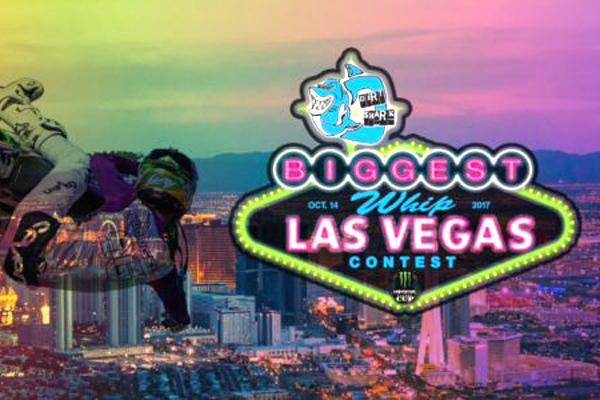 Le Biggest Whip Contest de Las Vegas lors de la MEC