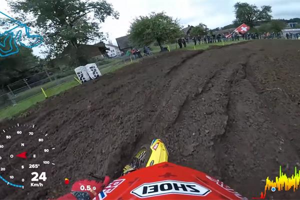MXGP, découvrez le circuit de Suisse en caméra embarquée