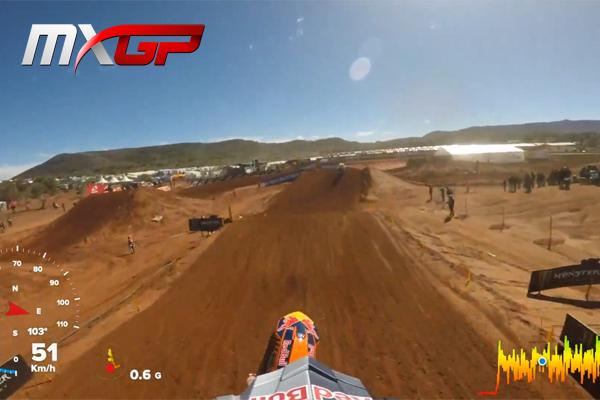 MXGP Espagne, découvrez le circuit de Valence en caméra embarquée