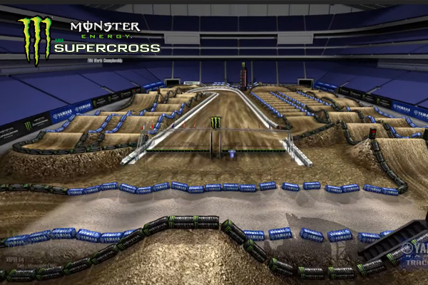 SX AMA, Découvrez le circuit supercross de Minneapolis