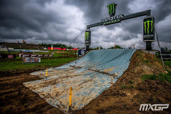 MXGP, les courses qualificatives du GP de Suisse