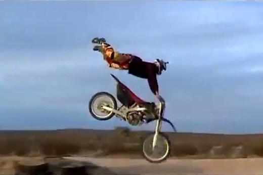 motocross chute