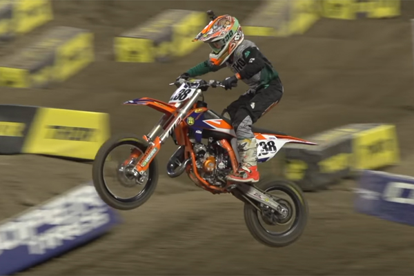 SX US, Un week-end difficile pour DangerBoy Deegan à Anaheim 2