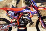 La KTM 150SX 2 Temps version Vertex, une tueuse de 250cc ?