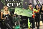 Monster Energy Cup, Marvin Musquin remporte 1 Million de Dollars