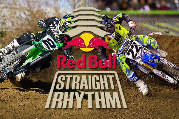 Red Bull Straight Rhythm, Ryan Villopoto et Chad Reed participent !
