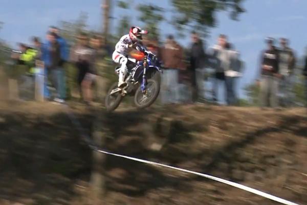 Revivez la finale du championnat de France d'enduro au Puy-en-Velay